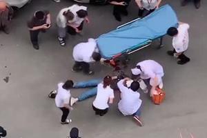 10岁女童被坠物砸中头部 警方:系8岁男童高空抛物