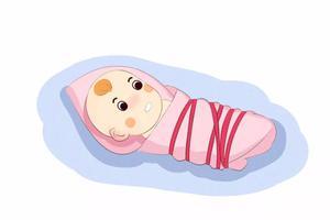 儿科专家张思莱:为什么小婴儿不能捆绑下肢或包成蜡烛包