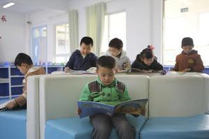 阅读的习惯应该从儿时培养