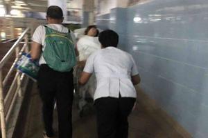 """泰国坠崖中国孕妇被""""强制出院"""":希望尽快回国治疗"""