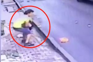 眼疾手快 土耳其17岁男子接住2楼跌落女婴