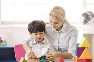 早教應抓住孩子發育的關鍵期