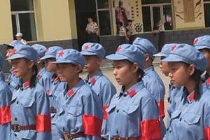 内蒙古包头率先推行小学生国防体育教育课程