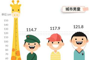 儿童乘车政策拟修改 这些年中国儿童长高了多少?