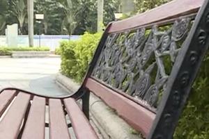 百天女婴被遗弃公园长椅 留下的纸条让人愤怒(图)