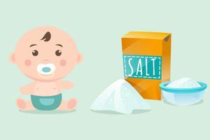 高盐危害宝宝健康 辅食拒用成人标准