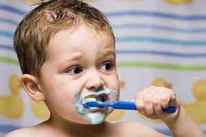 宝宝口腔清洁都有哪些技巧?