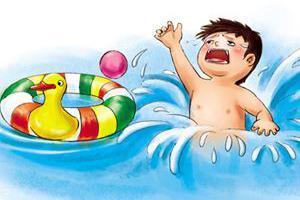 台湾一名4岁儿童游泳课溺水命危 老师跳池救人