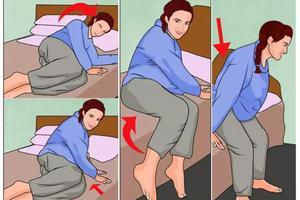 产后腰酸背痛,是你月子没坐好?
