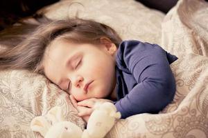 1-3岁,如何让孩子睡得更好些?