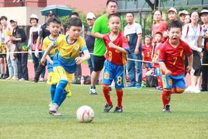 北京84所幼儿园入选全国足球特色幼儿园