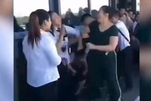 兵马俑景区一导游拒绝向孩子道歉引发与家长冲突