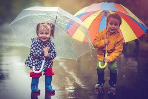雷雨天气带娃攻略get一下