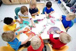 怎么引导孩子叙述在幼儿园里发生的事情?