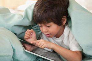 6岁以下儿童注意 长期使用电子产品面临六大伤害