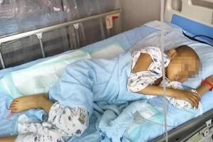 男童患重病住院父母消失 70多名志愿者轮流照顾