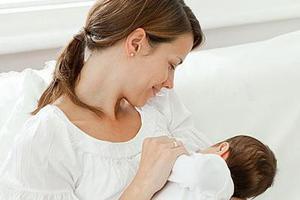 9个母乳喂养的好处,给你继续坚持的理由!
