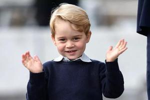乔治王子小学课程很紧张 英媒:像研究生的课程表