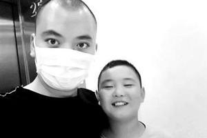 11岁男孩增肥救父有进展 父亲:感谢他付出的一切