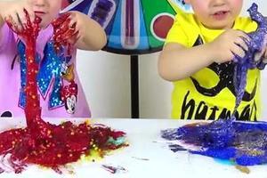 家长注意啦!孩子爱玩的软泥可能有毒