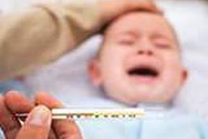 医生提醒:幼儿持续高烧不退 需警惕热性惊厥