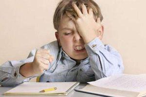 暴怒中的孩子的情绪有好几种成分