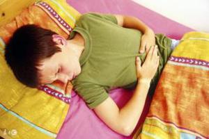 孩子肚子疼别大意!7种常见病很危险