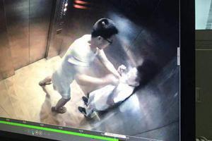 合肥一男孩电梯内遭暴打 施暴男子故伎重演被刑拘