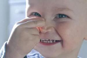 宝宝容易受伤的小鼻子 需要这些呵护
