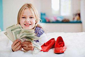 给孩子讲讲花钱那些事儿