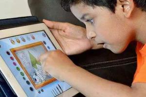 孩子长期使用电子产品面临六大伤害