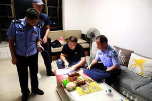 4岁女童遭62岁女子拐骗 警方奋战三昼夜成功解救