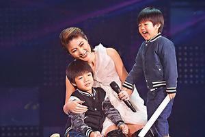 陈慧琳打算送两儿子出国读书 八卦大儿子私生活