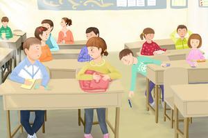 73.6%受访家长为孩子座位问题烦恼过