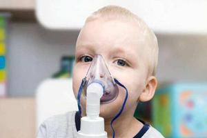 雾化吸入 你的宝宝做对了吗?
