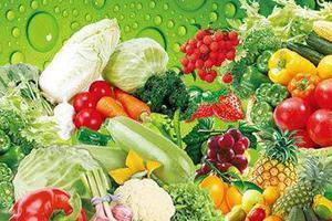 宝宝蔬果吃得对,健康更加分