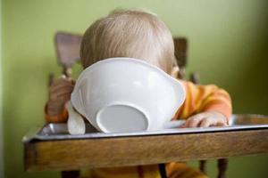 宝宝食欲减退 可能是贫血造成的