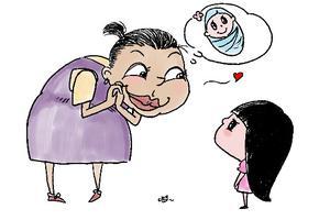 孕妇多看漂亮宝宝 生的孩子就漂亮?