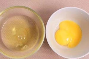 添加蛋黄 这样做就对了