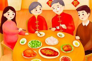 春节给娃这样吃,安全健康过快乐年!