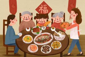 春节走亲访友聚会频繁--五招预防新型冠状病毒感染