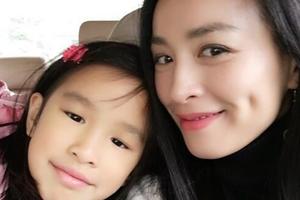 张庭回应女儿颜值争议:我怎么看她都比我美