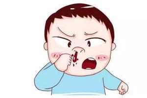 孩子流鼻血 仰头、举手都不管用 正确方法学起来