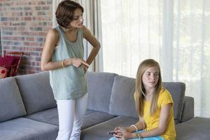 面对青春期的女儿 做理智妈妈
