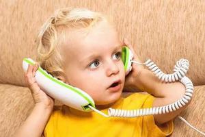 语言能力强 有助儿童心理健康