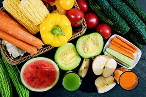 提升免疫力 七大营养元素不能少