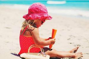 《张思莱小课堂》第10期:夏季如何给宝宝防晒?