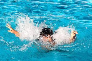 畅泳欢乐多 谨防溺水不可忘