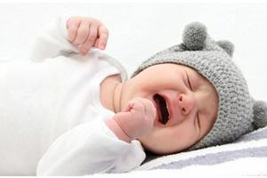 在宝宝哭闹时都是因为什么?