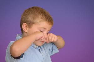 儿童过敏性鼻炎的那些事